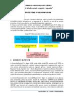 Estudio de Gestión de Riesgos y Vulnerabilidad Huamachuco