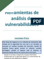 Herramientas Analisis de Vulnerabilidades