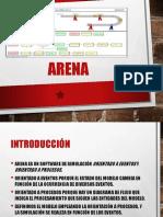 Arena simulación