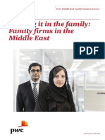 Middle East Family Business Survey 2016