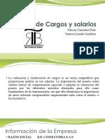 Análisis de Cargos y Salarios