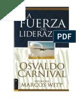 Carnival. La Fuerza Del Liderazgo 129 144