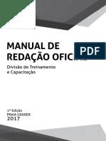 Manual de Redação Oficial 2017