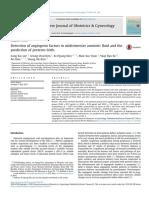 Detection of angiogenic factors