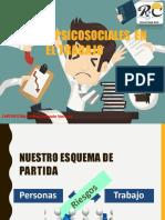 RIESGOS PSICOSOCIALES, CAPACITACION