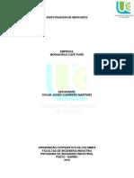 Investigacion de Mercados Informe Final