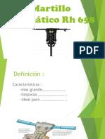 Martillo Neumático Rh 658