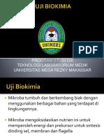 Uuji Biokimia