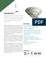 Hoja técnica de sensor de humo marca System Sensor modelo 4W-B.pdf