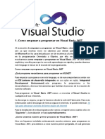 Como Empezar a Programar en Visual Basic