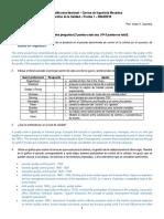 Gestion Calidad - 2019 a - Prueba 01 - Correccion