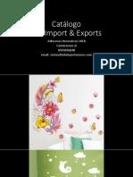 Catálogo Adhesivos Decorativos 2018