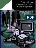 Educational Communication for Developmen