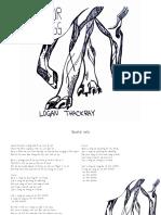Logan Thackray - Four Legs [EP Booklet]
