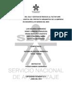 Documentacion SGA Serena G1
