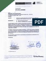 Informe Respuesta de la PCM y del Ministerio de Cultura sobre monto de inversión en MNAAHP, a solicitud del PACCPUL