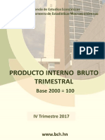 Pib IV Trimestre 2017