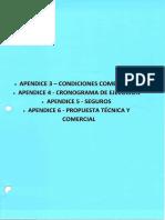 Apendice 3 - Condiciones Comerciales