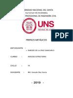 Perfiles Metalicos-Analisis Estructural.docx
