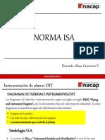 Simbologia Norma ISA Clase III