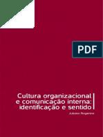 Cultura organizacional e comunicação interna Juliana Nogerino
