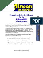 8dh Service Manual