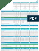 Cartilla Comparativa EPS Individual 2019