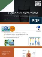 4. Líquidos y Electrolitos