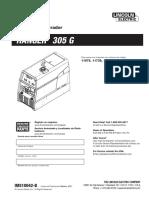 Ranger 305g Manual