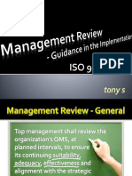 Management Review How to Rev1