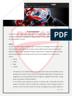 Advance Marketing Project