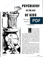 Psychiatry in the Age of Aids (Thomas Szasz)