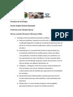 Estudo Dirigido Obesidade Leandro W. e Marianne V.