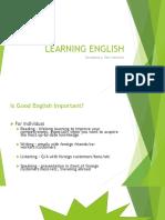 Learning English by Deni Suhendra