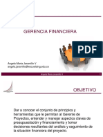 Gerencia Financiera 2019 - 1