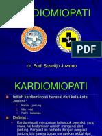 Cardiomyopathy 2008
