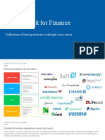 PDF Finance Ux Playbook