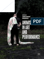 Christopher Braddock (Eds.) - Animism in Art and Performance (2017, Palgrave Macmillan)