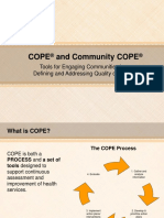 COPE and Community COPE 2
