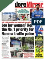 Banglore Mirror@AllIndianNewsPaper4u 26