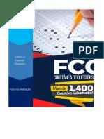 Folha Respostas Dinâmica - Seleção FCC 2018