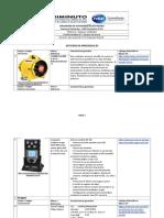 Fichas Tecnicas Equipos de Acceso Espacios Confinados