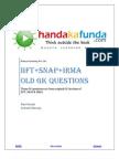 Handa Ka Funda- Old GK Questions