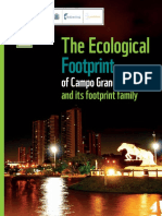 Campo Grande Ecological Footprint