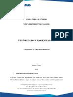 Projeto Fórum Das Engenharias