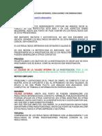 DISCUSIÓN DE RESULTADOS OBTENIDOS, CONCLUSIONES Y RECOMENDACIONES