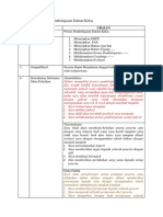 Contoh Rancangan Pola Integrasi