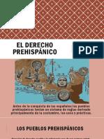 Antecedentes Del Derecho en Mexico