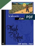 Filosofia para Profanos 9 - La educación, según John Dewey