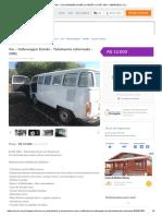 Vw - Volkswagen Kombi Lotação 1.6 Mpi 1981 - 628451803 _ Olx